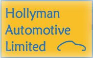 Hollyman Automotive Logo